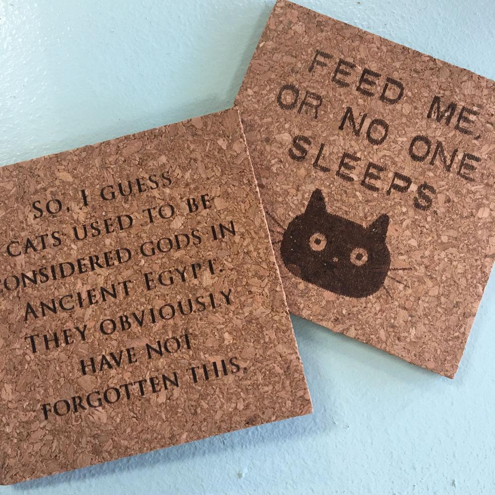 feed me or no one sleeps