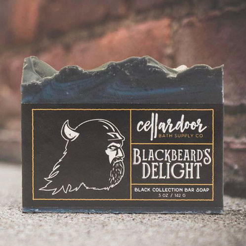 Black Beards Delight Bar Soap