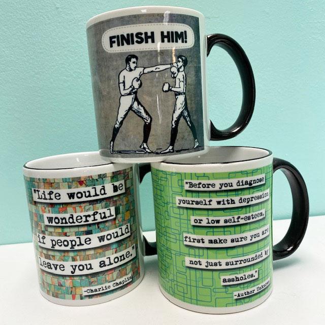 mighty funny mugs