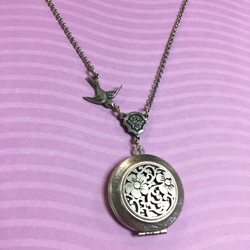 a locket to be filled with love