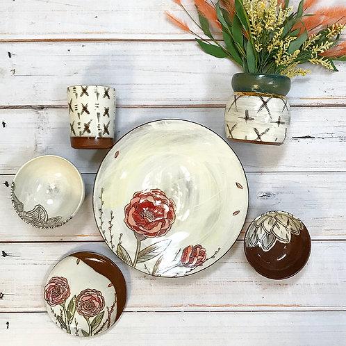 Ceramic Rose Collection
