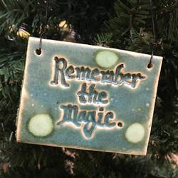 remember the magic