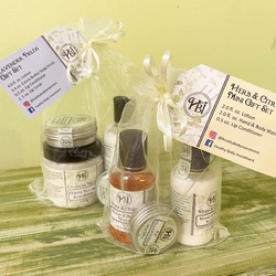 pampering gift sets