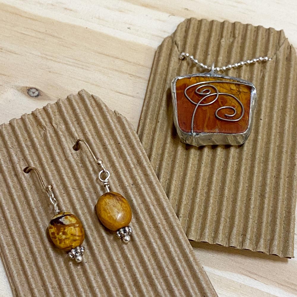 hues of amber