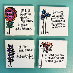 inspirationals tiles