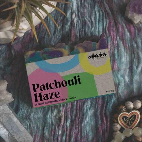 Patchouli Haze Bar Soap