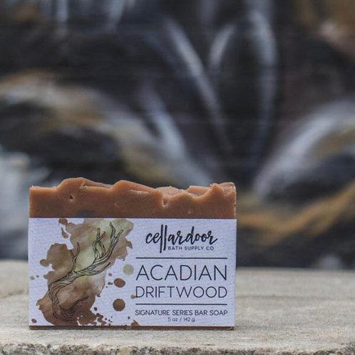Acadian Driftwood Bar Soap