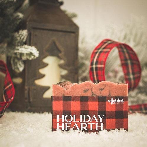 Holiday Hearth Bar Soap