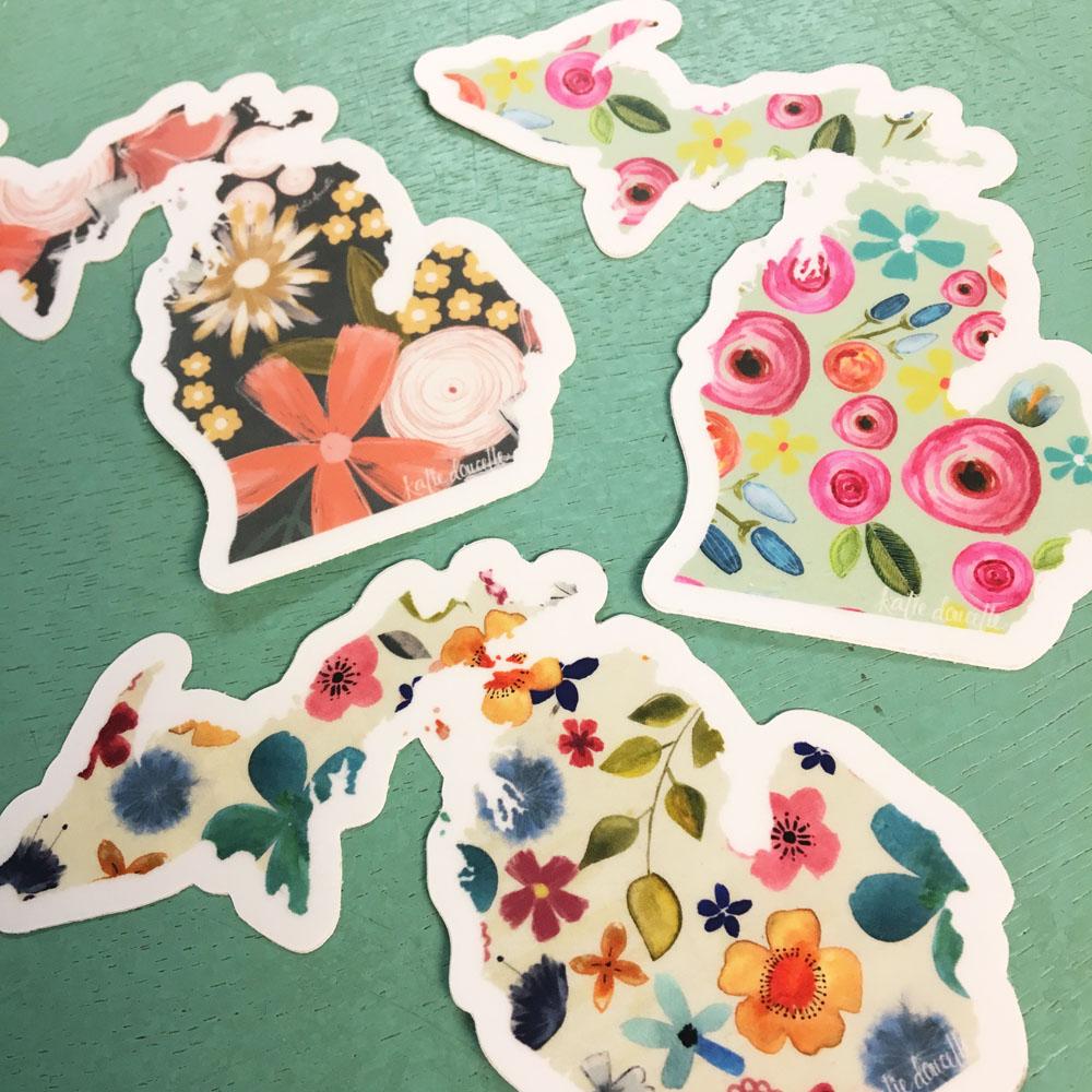 sweet stickers
