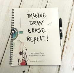 Imagine Draw Erase Repeat!