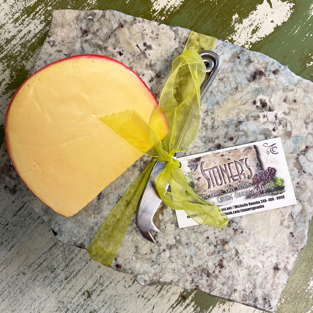 granite cheese board