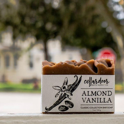 Almond Vanilla Bar Soap