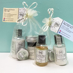 pampering gift sets