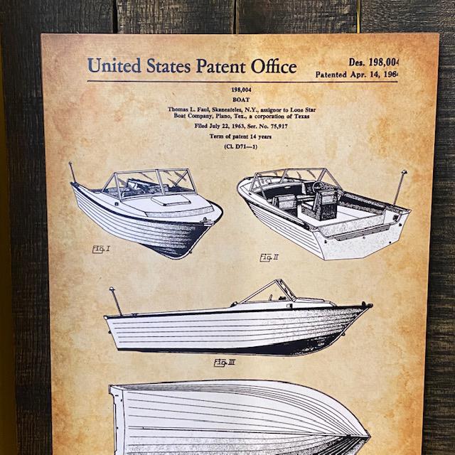 patent prints