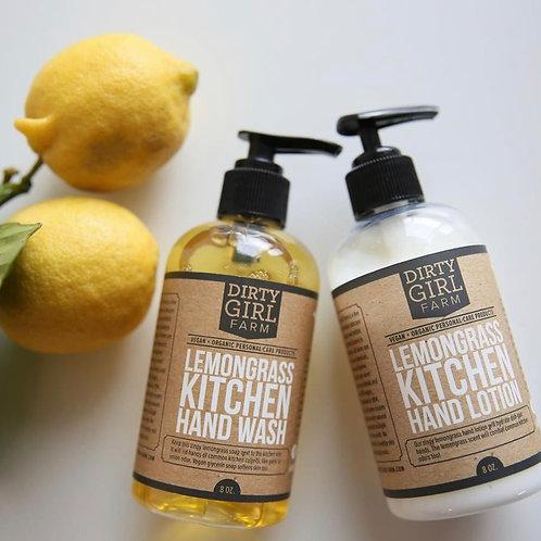 Lemongrass Kitchen Hand Wash