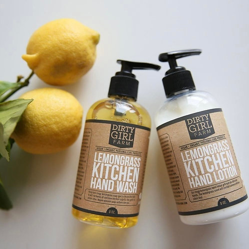 Lemongrass Kitchen Lotion