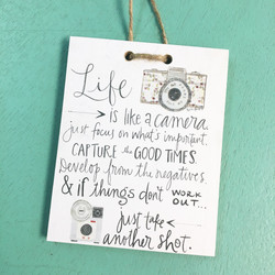a little life motto