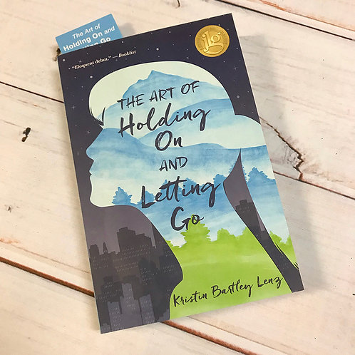 The Art of Holding On and Letting Go - Soft Cover