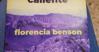 Florencia Benson Asteroide caliente
