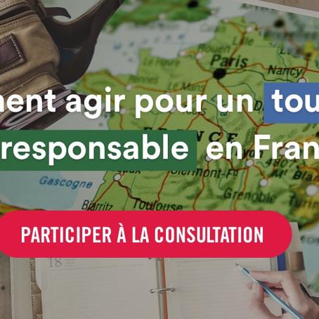 Les touristes français et internationaux invités à se prononcer sur les mesures à mettre en oeuvre