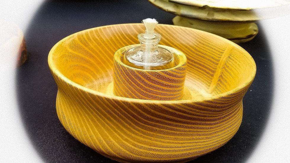 Acacia Oil Lamp