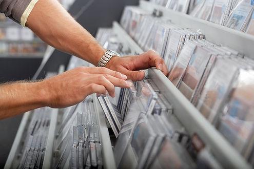 Tienda de cds