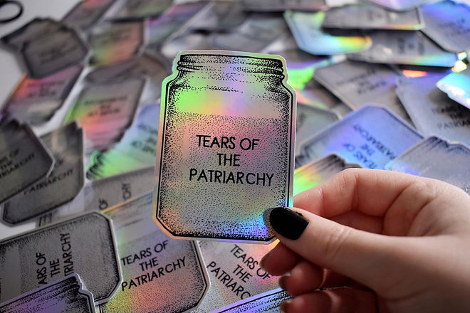 Tears of the Patriarchy