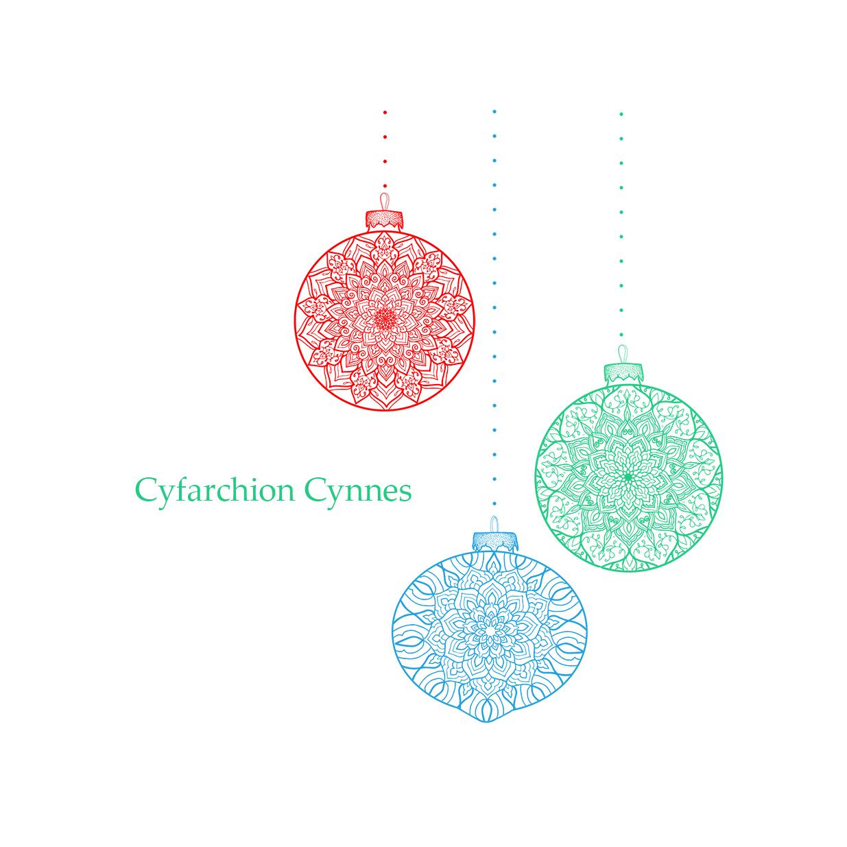 Cyfarchion Cynnes // Warm Greetings