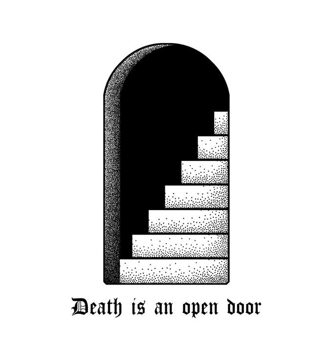 Death is an open door