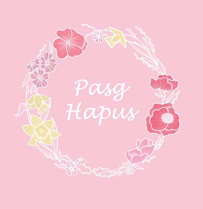 Pasg Hapus pink