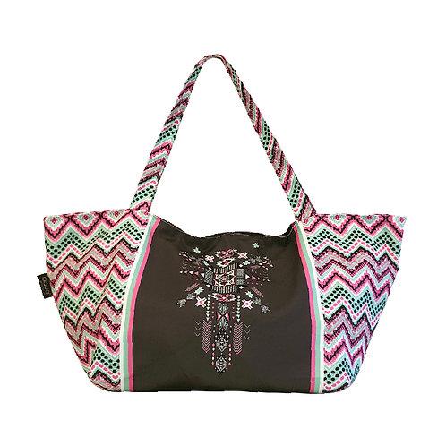 Big Shopper Aztec Pink
