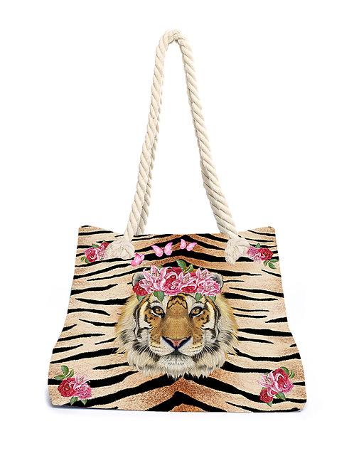 Beachbag Tiger Lily