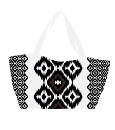 big shopper aztec black.jpg