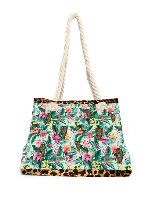 Beachbag Tropical Tiger