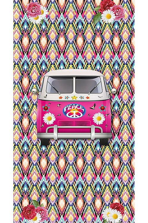 Beachtowel Hippie Van