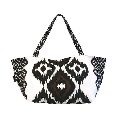 Big Shopper Aztec Black