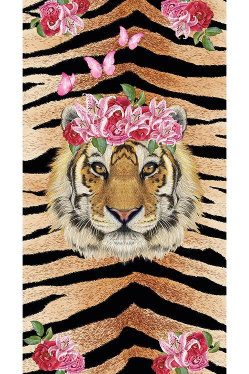 Beachtowel Tiger Lily