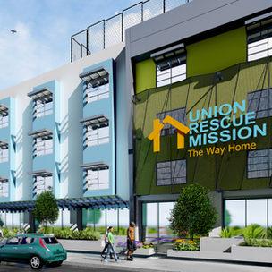 Union Rescue Mission - Compton