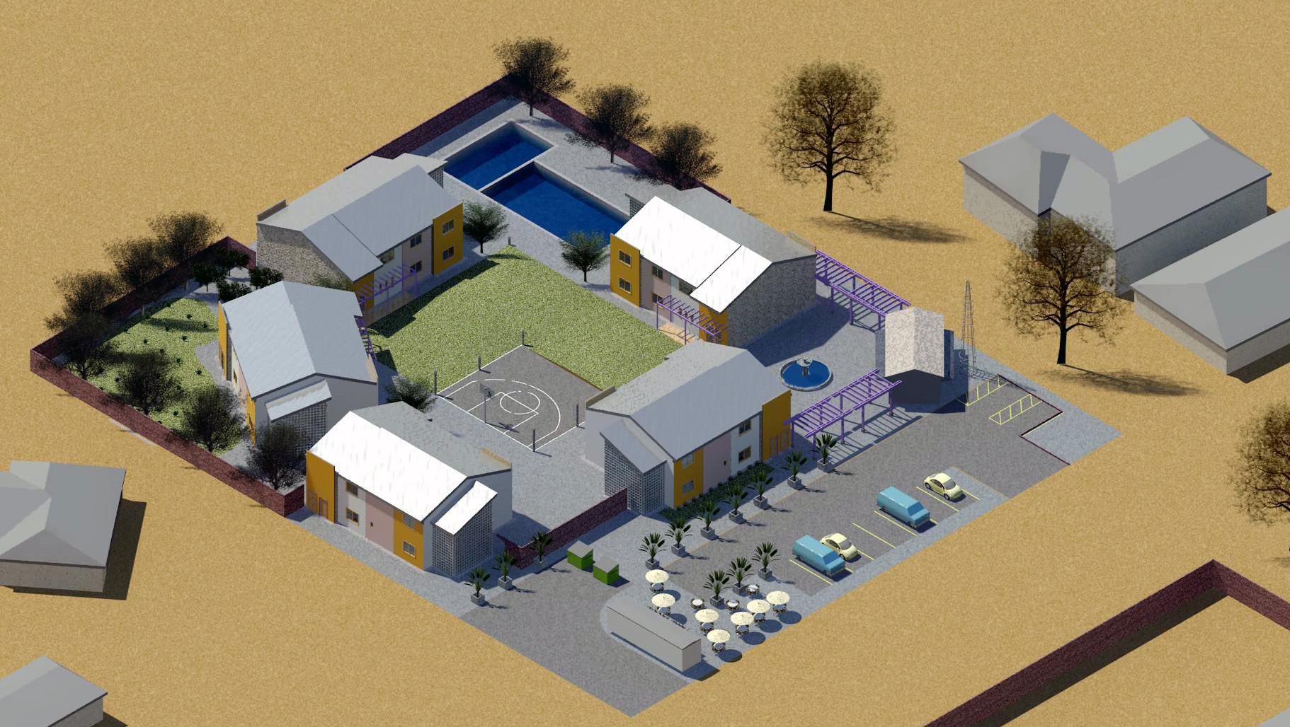 El Niño Feliz Orphanage
