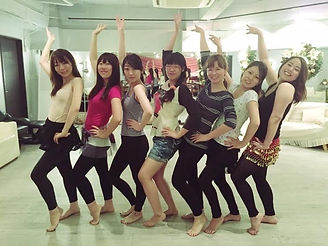 ベリーダンス教室小倉