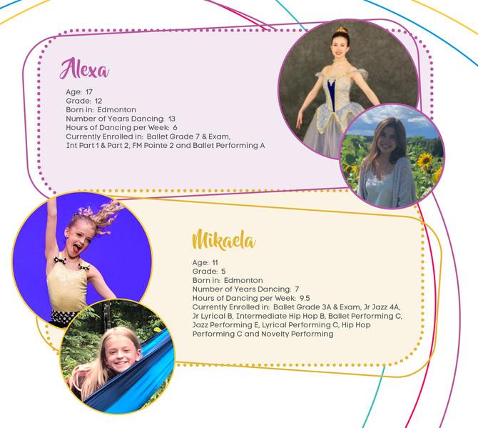 Feature Dancers