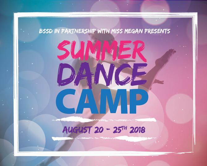 Dance Camp 2018!