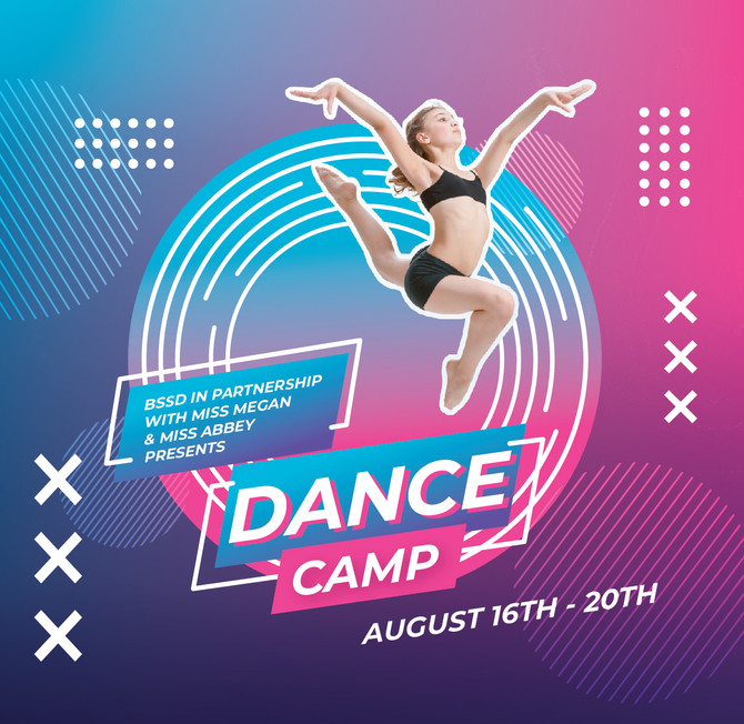 Join us for Dance Camp this summer!