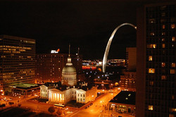 Arch in St. Louis, MO