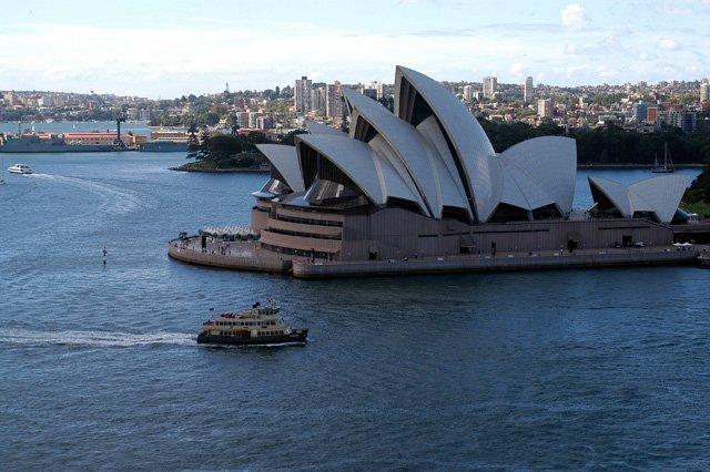 Opera House - Sydney Australia
