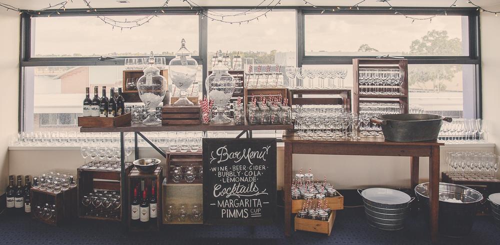 Grande Beverage Station