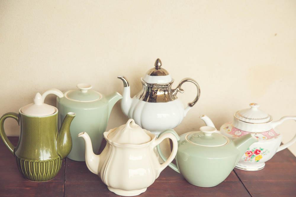 Vintage Tea Pots