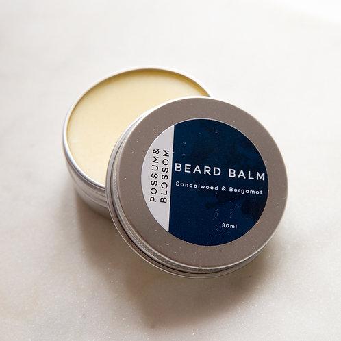 BEARD BALM - Sandalwood & Bergamot