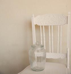 Small Striped Jar