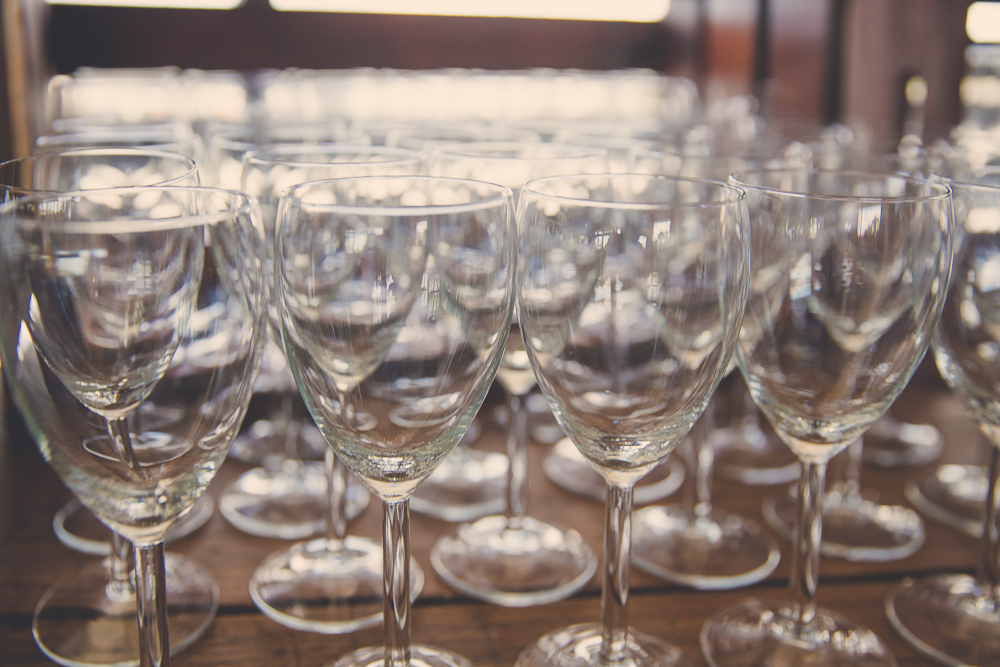 White/Red Wine Glasses